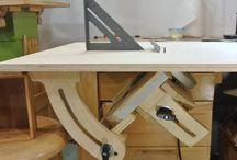 установка циркулярки в стол