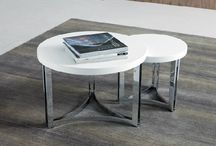 AJAR coffee & side tables
