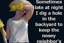 vicini invadenti