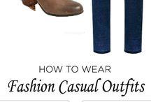 Autumn fashion outfits