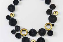 CARBON CHARCOAL JEWELRY