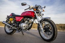 Hudson Boss Motorcycles