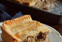 Pies sweet and savory / by Alla Kuzmenko