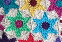 Motif hexagonal