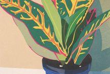 Plants art / by Pokethatfishyy Wong