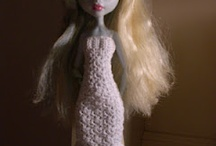 doll crochet / by Teresa Shealy