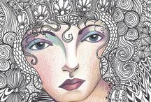 CHA Art, Influences & Style