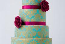 Oswoon Wedding 2015-cake (or something like it) / by Amanda Laffoon