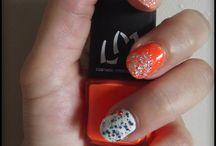 Mon Nail art / Mes vernis / ce que je fais en nail art et ma collection de vernis (swatchs)