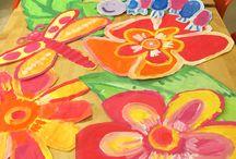 květiny jaro
