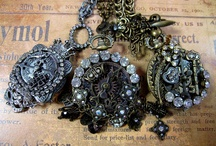 Steampunk Jewelry / by Lisa Kettell
