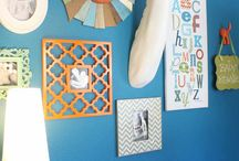 Nursery and Baby's Room Ideas / Decorating Ideas for the Nursery or Baby's Room. These are great for boys and girls / by Kim Demmon {Today's Creative Life}