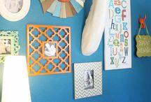 Nursery/ Baby's Room Ideas / by Kim Demmon (today's creative blog)