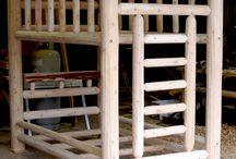 Construire bois / Lit