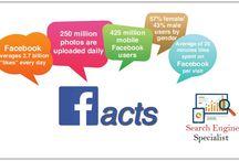 Facebook / Facebook Facts, why Facebook?, Facebook Promotion, Facebook Page Optimization