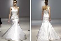 sexy wedding dresses / by Caroline Emerson
