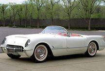 CORVETTES (In Memory Of My Father) / by Pam King