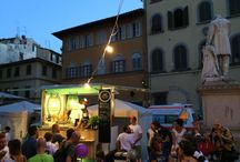 food truck festival | events / around Florence and Italy