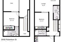 Current House layout / Current house as it stands