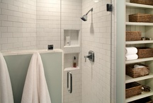 Beautiful Bathrooms / by Curb Appeal Staging and Design