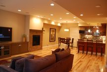 Beautiful Basements / Like most Stapleton residents...we wanna finish the basement some day!