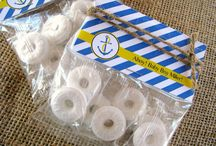 Ladies retreat nautical themed