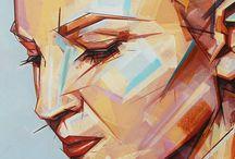Cubism Portraits