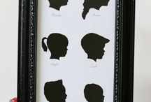 Silhouette Project Ideas / by Lonnye Yancey-Smith