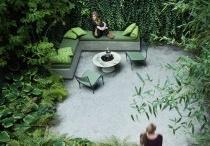 Outdoor lifestyle / Lifescape  - indoor-outdoor