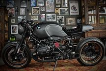 Cafe Racers / Cafe racer motorbikes