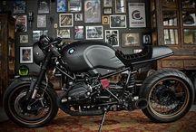 Cafe Racers / Cafe racer motorbikes