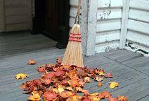 herfst in het poppenhuis