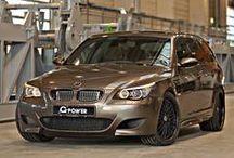 G-POWER M5 V10 HURRICANE RR Touring / Der schnellste Kombi der Welt - made by G-POWER