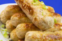 Preparate din carne de pui - făcute acasă