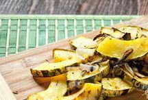 Recipes for CSA vegetables