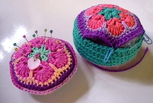 Pincushions / by Lynette Broomfield