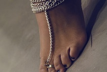 FOOT JEWELERY / by gail starchuk