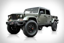 Miltary jeep m715