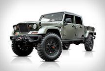Jeep's,etc