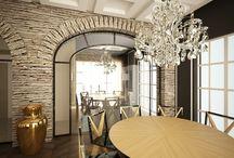 oda interiors design / luxury house design