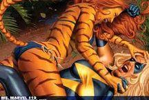 Marvel/DC/Comics / by Monica Coburn