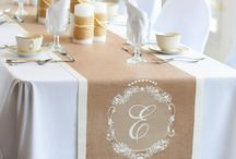 PCF Weddings - Linens / http://www.pcfweddings.com / by Port Charlotte Florist