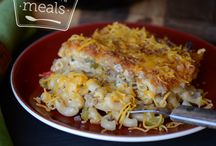 Freezer Meals Tried and True / Freezer Meals that are family favorites!  / by Courtney Westlake