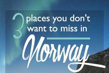 Scandinavia / Some great travel pins of Scandinavia.