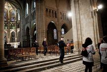Enquête à l'Abbaye / Inspiré du célèbre jeu de société «Cluedo» revisité grandeur nature !