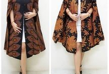 Kebaya and Batik Indonesia