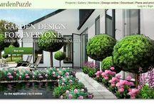 Para diseñar mi jardín