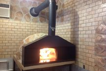 Indoor Wood Pizza Oven Project