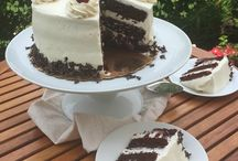 Layer Cakes / From scratch layer cakes