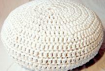 Knitting and crocket